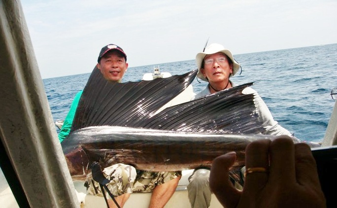 During Fishing, We Take Control Too